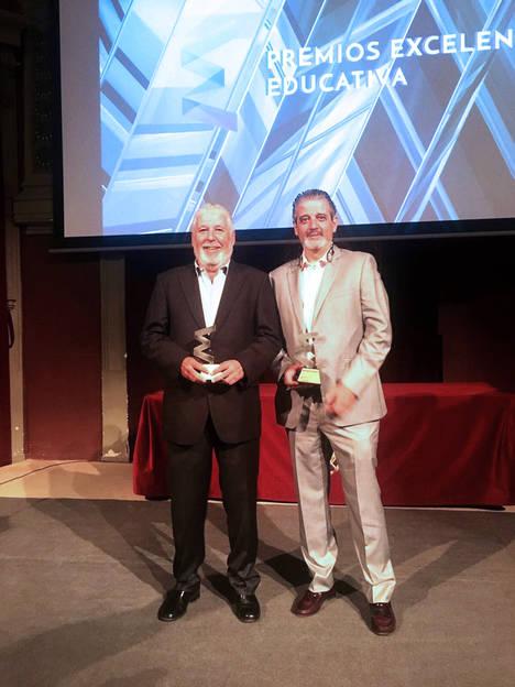 Audiolís ha recibido el Premio Excelencia educativa 2017 al centro con mejor trayectoria