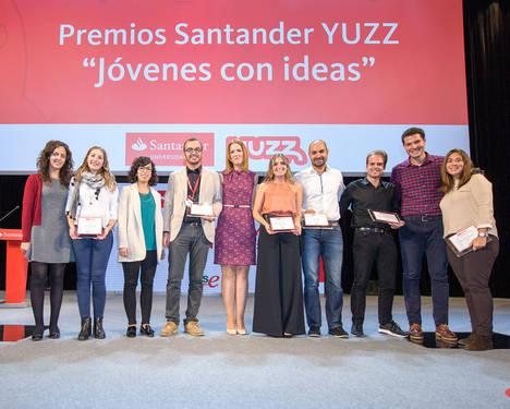 Una empresa biotech para mejorar el tratamiento del cáncer, premio Santander YUZZ 2016