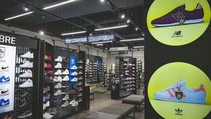 Éxito en la apertura de la 44ª tienda de JD Sports en España, en Baracaldo (Bilbao)