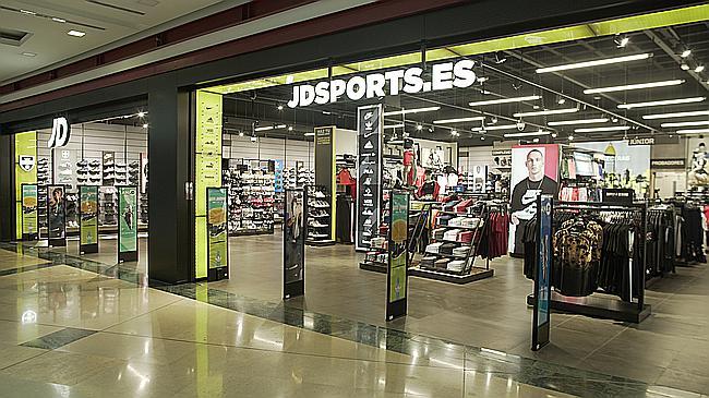 b621179b8 Éxito en la apertura de la 52ª tienda de JD Sports en España en ...