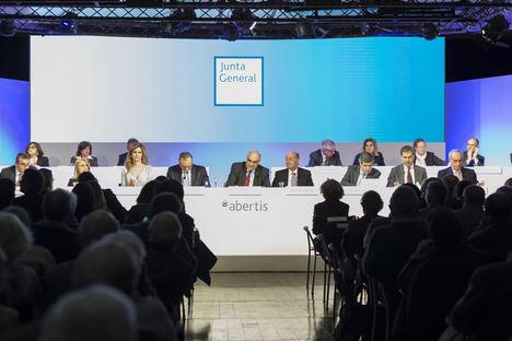 Abertis culmina su Plan Estratégico 2015-2017 con más de 7.000 millones de euros invertidos