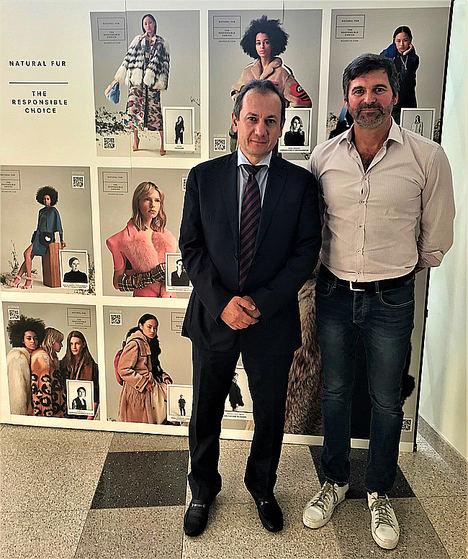 Spanish Fur Association incorpora a Rocío Mínguez de la Cruz y a Noemí Moreno Peromingo en su equipo
