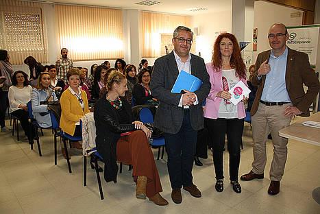 La Junta de Andalucía apuesta por la cooperación entre mujeres empresarias