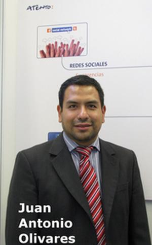 Juan Antonio Olivares, de Atento México, expone las claves del éxito del BPO más grande en Latinoamérica, en entrevista con Presence Technology