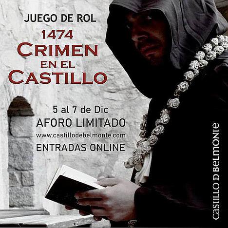 Primer juego de rol en el Castillo de Belmonte