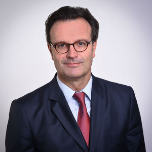 Jacques Prost, Indosuez.