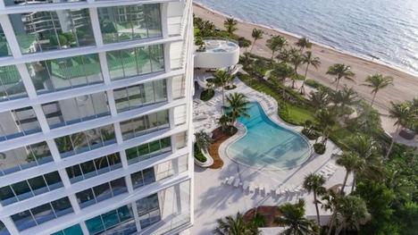 Jade Signature Sunny Isles, un edificio dónde el océano es una extensión del hogar