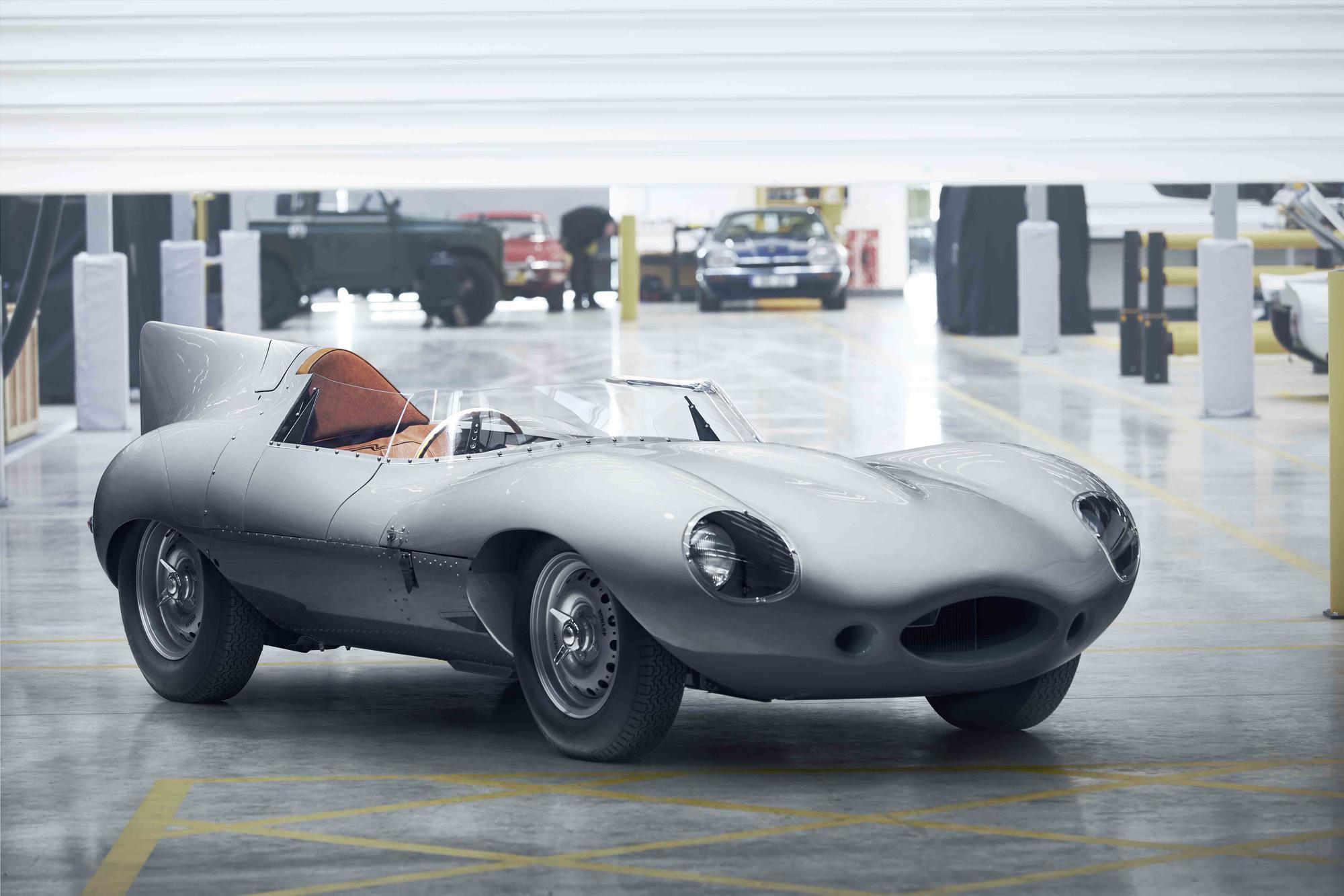 Jaguar reanuda la producción D-Type | Economía de Hoy
