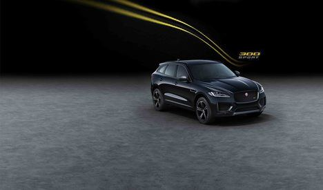 Jaguar F-Pace 20 Model Year