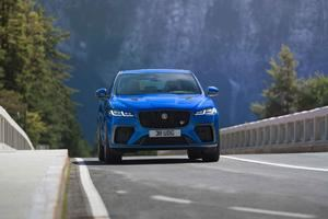 Nuevo Jaguar F-Pace SVR