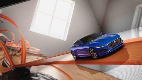 """""""Just Imagine"""", campaña de lanzamiento del nuevo Jaguar F-Type"""