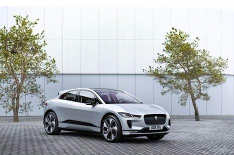 Nuevo Jaguar I-Pace Black