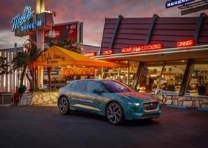 El Jaguar I-Pace hace sus últimas pruebas en Los Ángeles