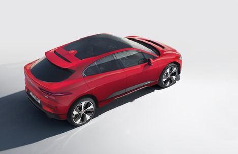 Jaguar I-Pace, el vehículo eléctrico más valorado