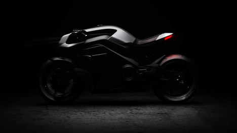 """Jaguar Land Rover participa en """"Arc Vector"""" la motocicleta eléctrica más avanzada del mundo"""