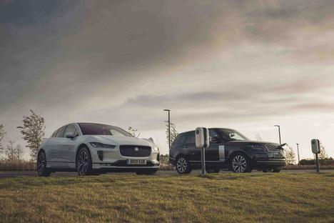 Jaguar Land Rover realiza una gira por seis ciudades británicas