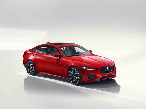 Nuevo Jaguar XE