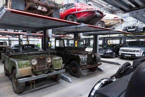 Jaguar Land Rover Classic Works abre sus puertas