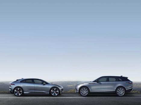 El equipo de Jaguar Land Rover sigue igual de activo