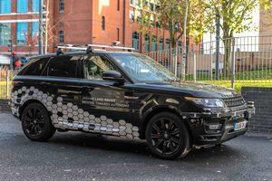 Vehículos autónomos de Jaguar Land Rover