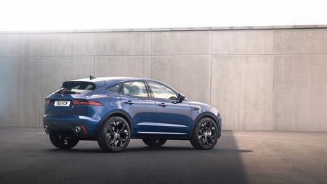 Jaguar renueva el E-Pace