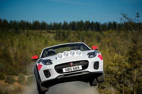 Jaguar y Land Rover animan el Festival de Goodwood