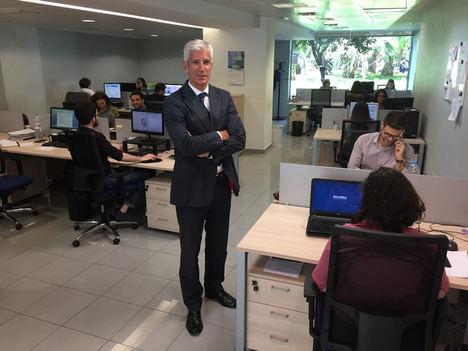 Jaime Astiz, Presidente de INCOTEC.