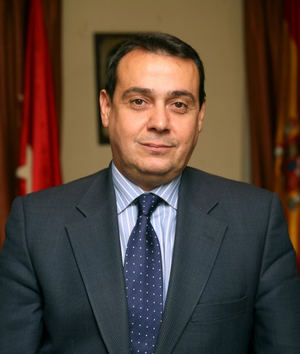 Jaime Cabrero García, presidente de COAPI de Madrid.