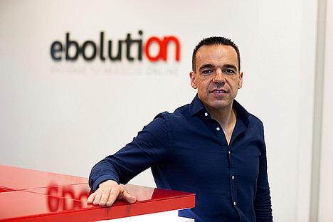 Jaime Rodríguez, CEO Ebolution.