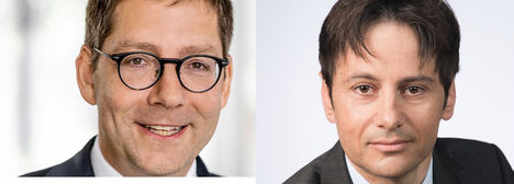 Jan Viebig, CIO, Private Wealth Management y Laurent Denize, CIO, ODDO BHF Asset Managment.