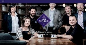 Java Republic, entra en el mercado español con su renombrado café premium tostado a mano
