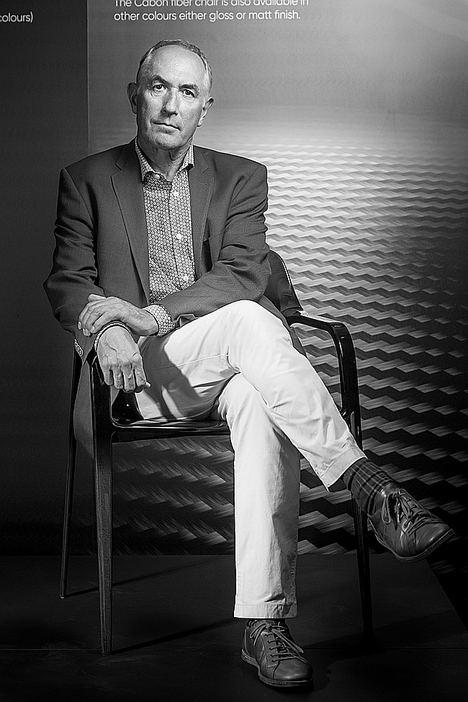 Javier Cuñado, CEO-ITEMdesignworks