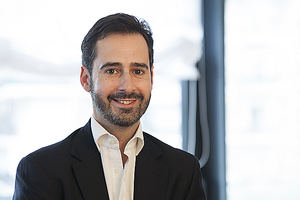 Javier Águila, Apple Leisure Group.