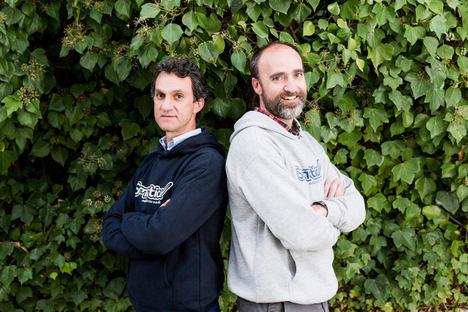 Javier Arroyo y Daniel González de Vega, fundadores de Smartick.