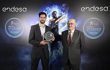 Javier Beirán, Premio Endesa 2019