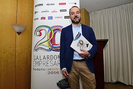Javier Carmona y su receta del éxito en Proincar.