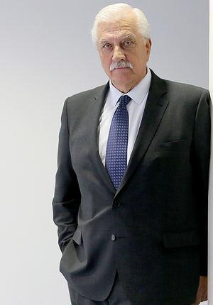 Javier Díaz, presidente de AVEBIOM.