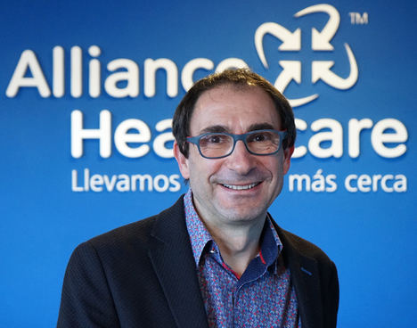 Javier De la Viuda, nuevo director de Supply Chain de Alliance Healthcare España