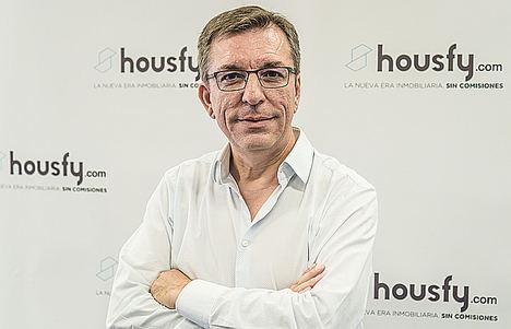 Housfy nombra a Javier Llanas CCO de la compañía