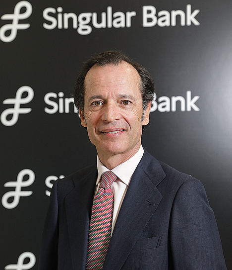 Javier Marín, consejero delegado de Self Bank.