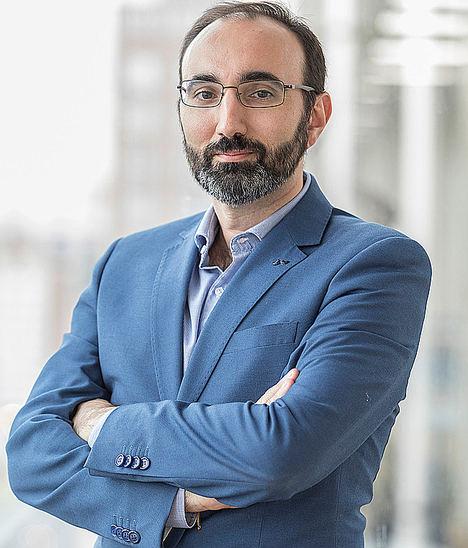 Javier Pérez, Intelligence Cloud Manager de Prodware.