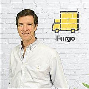 Javier Sánchez-Marco, CEO y cofundador de Furgo.