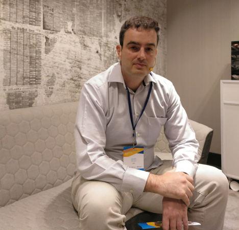 Javier Téllez, manager de innovación de Secure e Solutions de GMV.