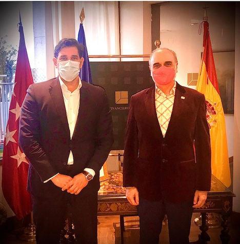 Javier de la Lama Alcaide, presidente de la nueva Comisión de Salud del clúster Madrid Capital Fintech (MADFinTech)