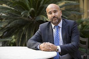 Javier de la Cuerda, CEO de ENIMBOS.
