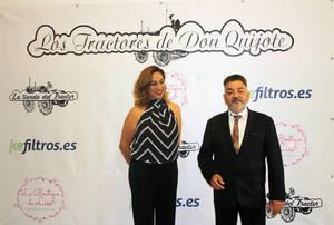 Jean-Pierre Dougnac, CEO Los Tractores de Don Quijote.