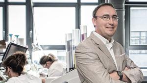 Jean-Pol Detiffe, fundador de OncoDNA.