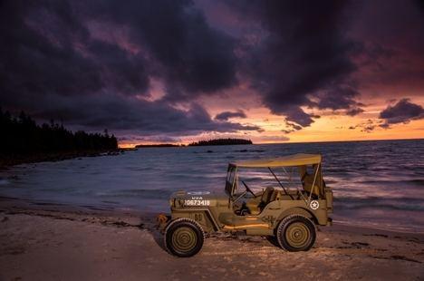 La marca Jeep celebra 80 años