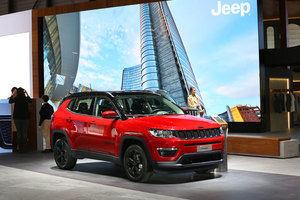 Nuevas ediciones especiales del Jeep Compass