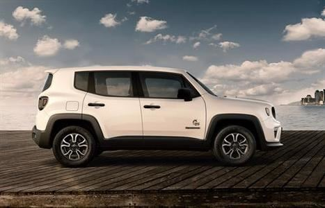 Jeep Renegade Change The Way